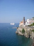Atrani Amalfi Coast Campania South Italy