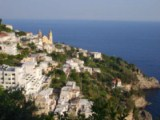 Praiano Amalfi Coast Campania South Italy