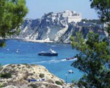 Tremiti Islands Apulia South Italy